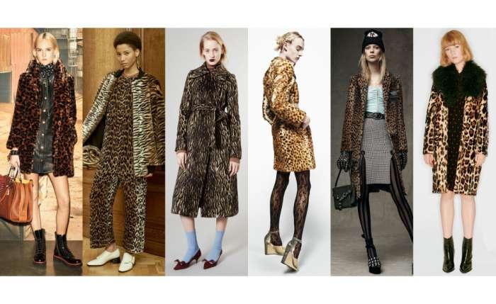 Il trend della prossima stagione sarà il leopardato