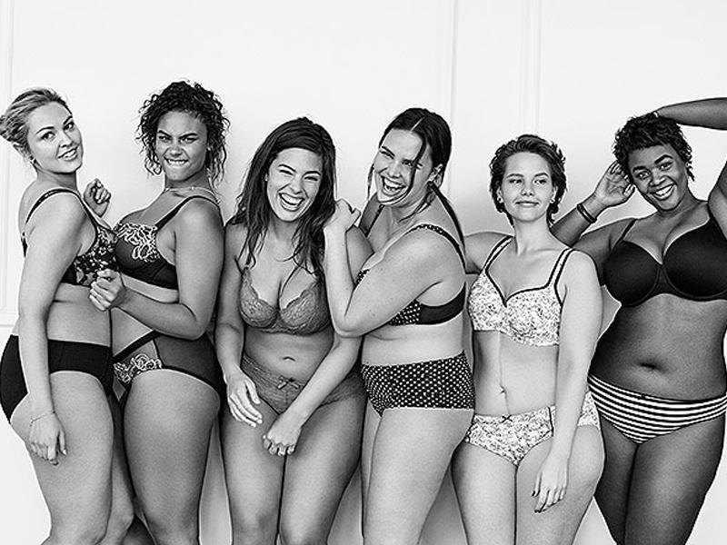Essere donna curvy non vuol dire essere in sovrappeso ma tutt'altro