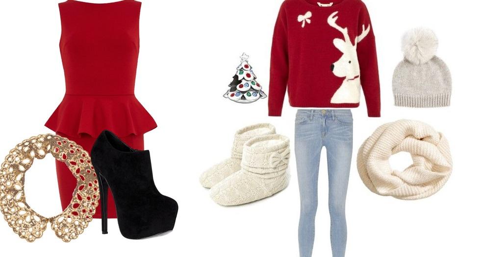 Outfit per Natale in famiglia
