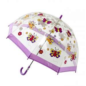 ombrello bambina rosa