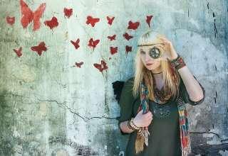 Stile hippie e vestiti hippie