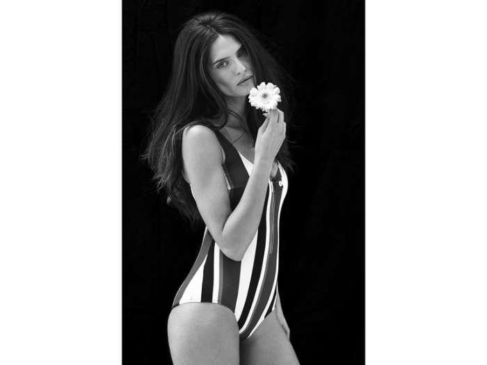 La linea Bianca Balti Swimwear