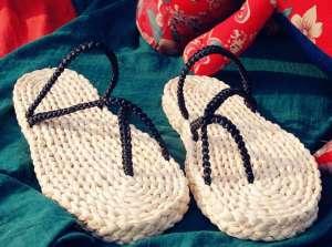 Le prime Hawaianas ispirate al tradizionale sandalo giapponese