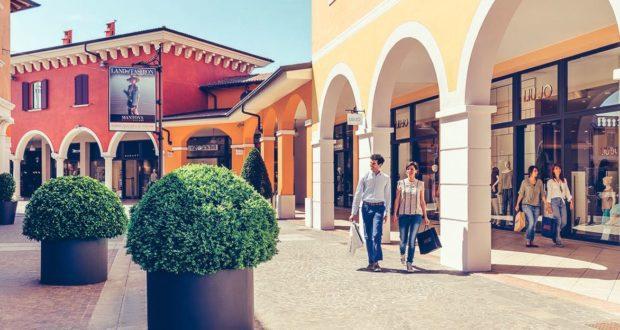 Mantova Outlet Village. Da Goran Bregovic a Paola Turci: scegli i tuoi brand preferiti a ritmo di musica