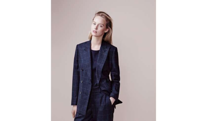 La giacca sartoriale per un look androgino e sofisticato