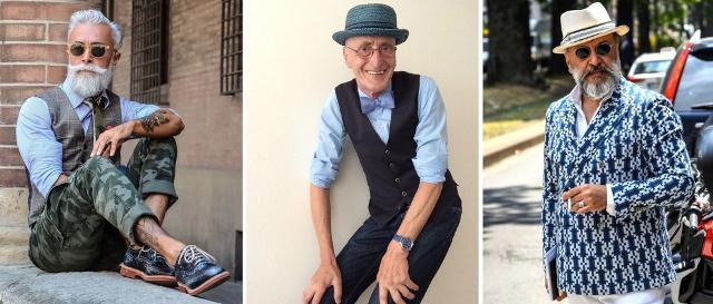 """Esplode la """"Rewind Style Mania"""": oggi sono i nonni a dettare le nuove tendenze"""