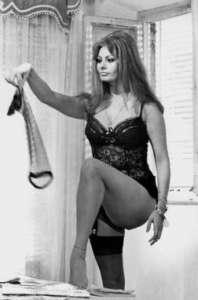 Sofia Loren collants