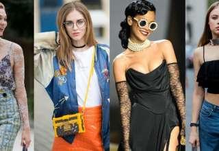 Quest'anno la moda va presa per il collo: torna di moda il choker