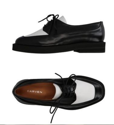 Stringate Black&White