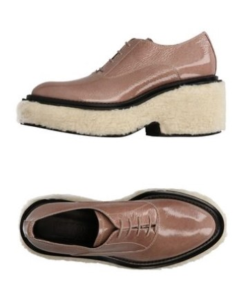 Eccentriche scarpe stringate