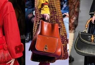 Le borse più trendy della stagione autunno-inverno