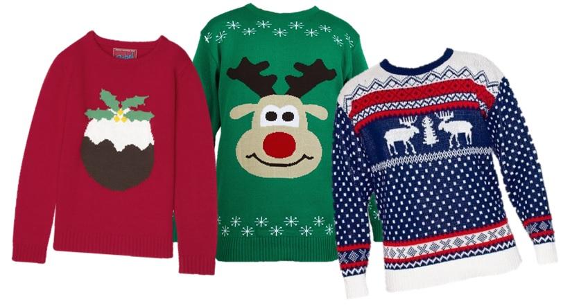 Il 15 Dicembre è  stato il Christmas Jumper Day, giorno dedicato ai maglioni caldi, caldissimi e molto fashion.