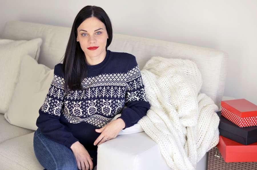 maglione norvegese