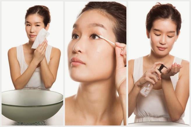 Skin care coreana