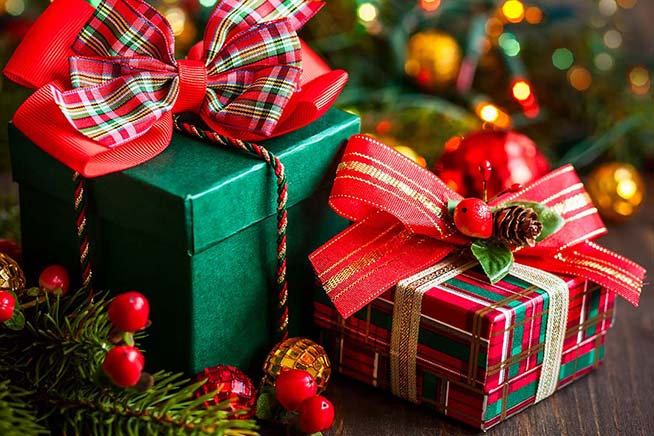 Regali di Natale: croce e delizia di ogni Natale