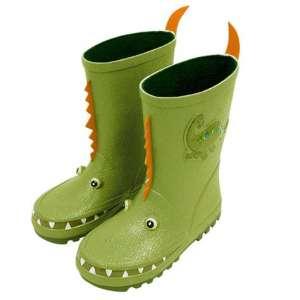 Stivaletti bambino verdi