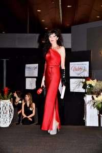 Fashion blogger Domenica Pace