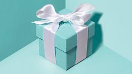 Tiffany gift