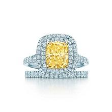 Anello con pietre preziose Tiffany