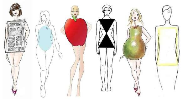 forme della donna
