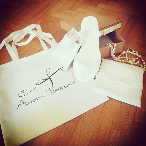 """La scarpa c'è e prende il nome di """"Shoes Bag"""""""